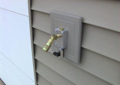 RapiAir Home Garage Outlet Kit