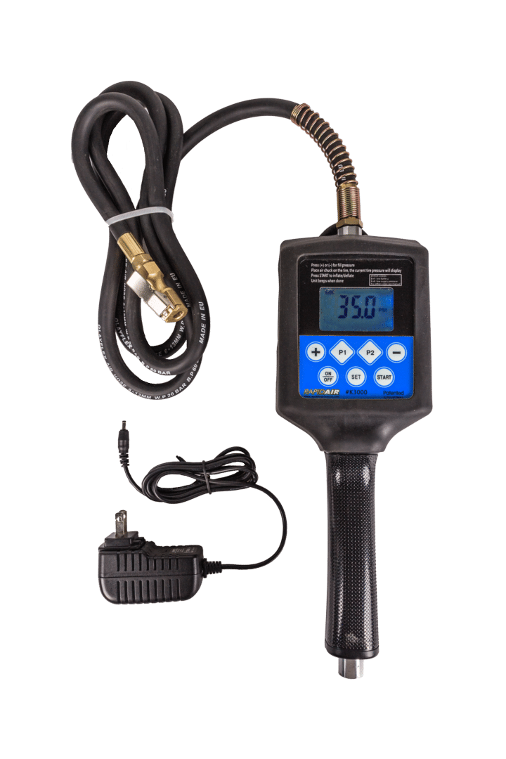 Automatic Tire Inflator