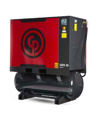 Chicago Pneumatic Rotary Screw Air Compressor