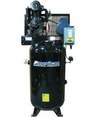 Industrial Piston Type Air Compressor