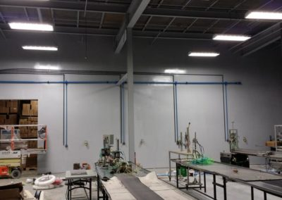 Maxline Installed in Industry