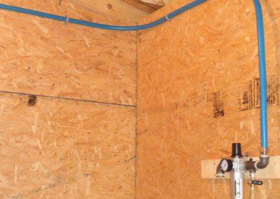 Maxline Installed in Wall