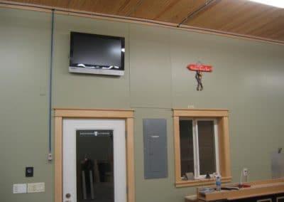 RapidAir Home Garage Installation