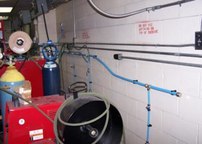 Duratec Installed in Industry