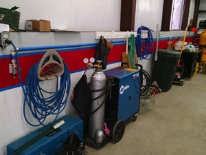 compressed air systems at industries