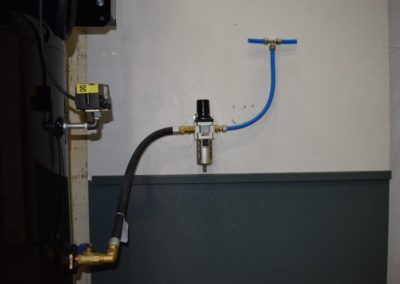 Maxline standard compressor installation