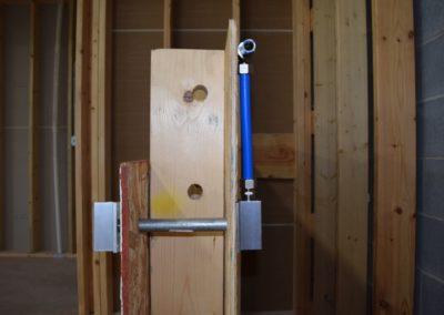 Maxline Installation at Woods