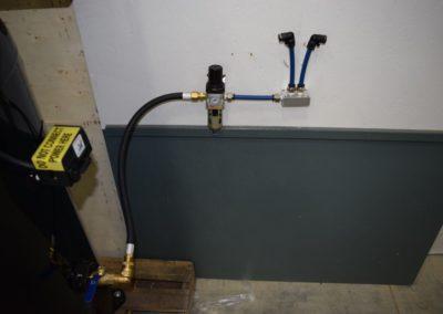 RapidAir Home Garage Kit Installation