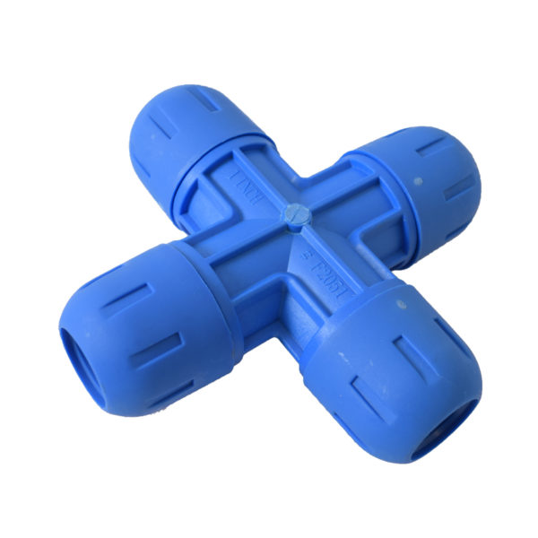 Fastpipe Cross Fitting Rapidair Products
