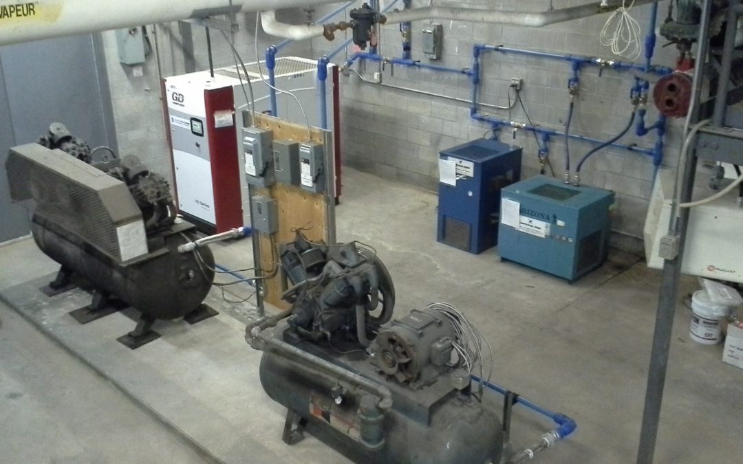 Compressed Air Systems: All You Need to Know