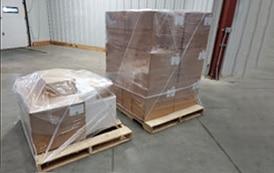RapidAir Delivery Parcels