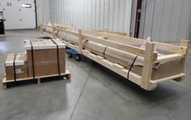 RapidAir Delivery Parts