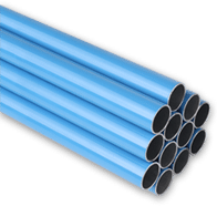 Blue Fastpipe