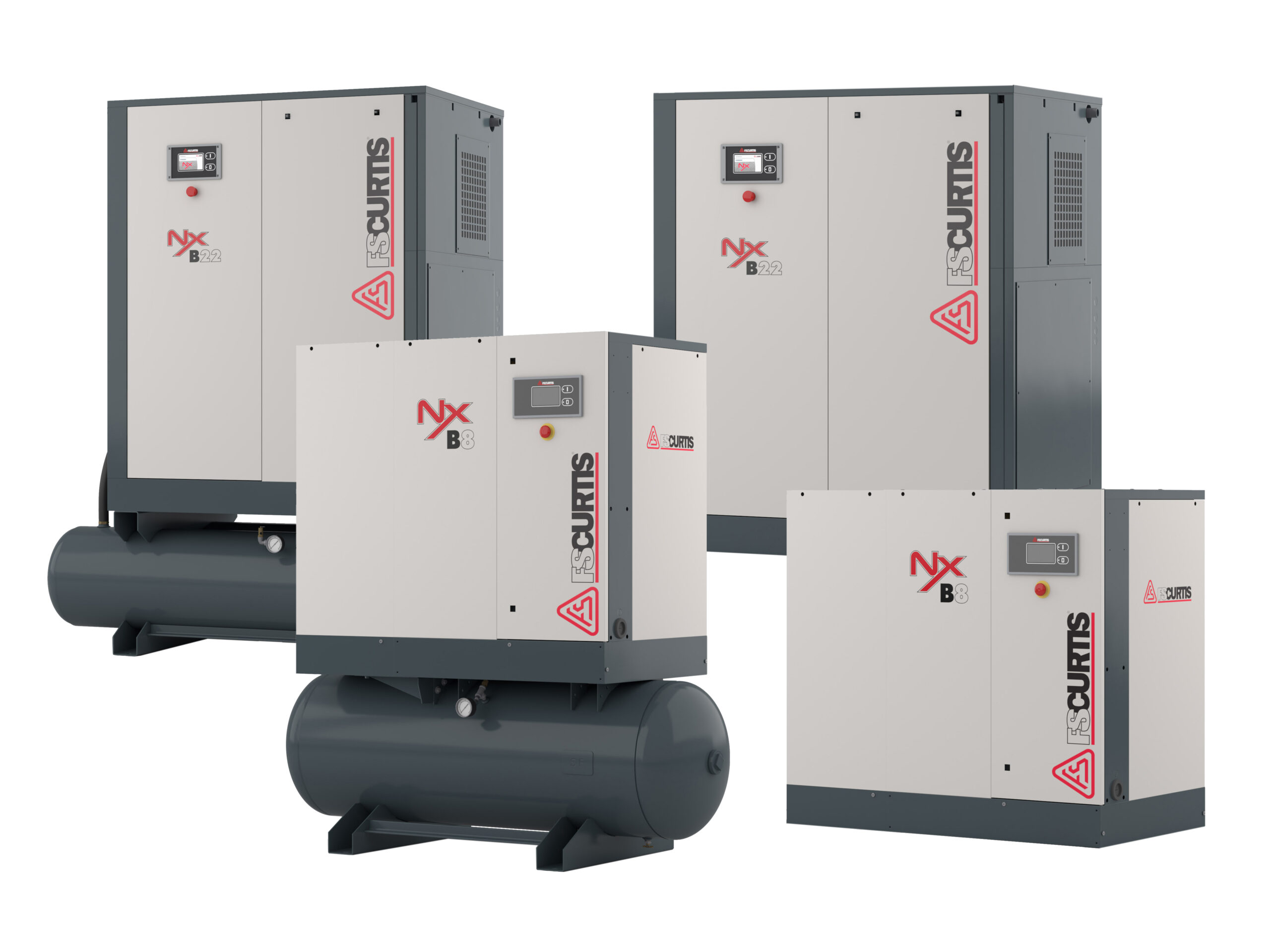 Compressors / Refrigerated Air Dryers