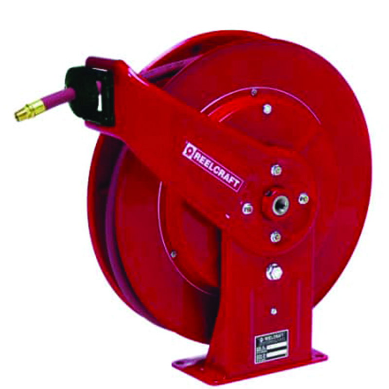 "REELCRAFT HOSE REEL 3/8"" X 50 FT"
