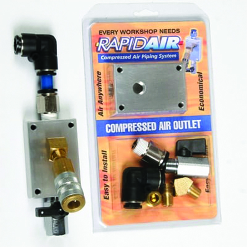 RAPIDAIR OUTLET KIT