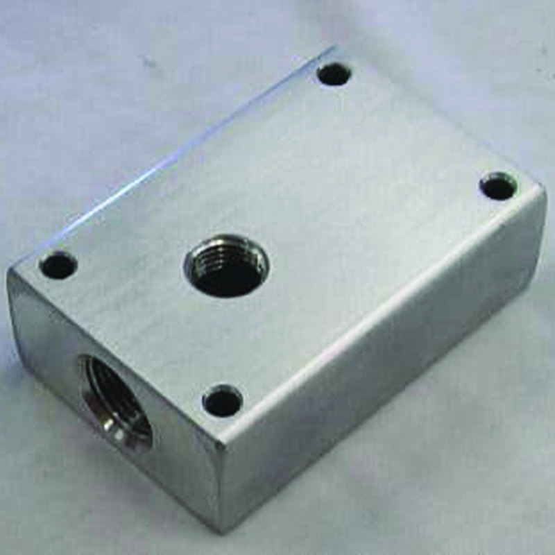 Compressed Air Outlet Block Only