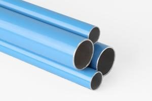 FASTPIPE 19ft 8in BLUE ALUMINUM PIPE