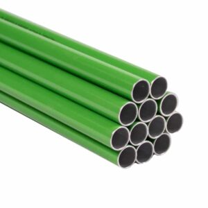 FASTPIPE 19ft 8in GREEN ALUMINUM PIPE
