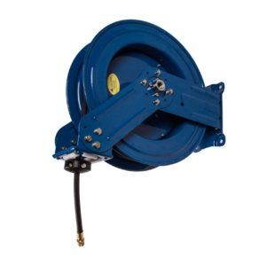 "RAPIDAIR R-03075 - DUAL ARM HOSE REEL - 3/8"" X 75 FT"