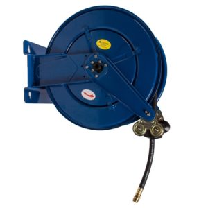 "RAPIDAIR R-05100 - DUAL ARM HOSE REEL - 1/2"" X 100 FT"