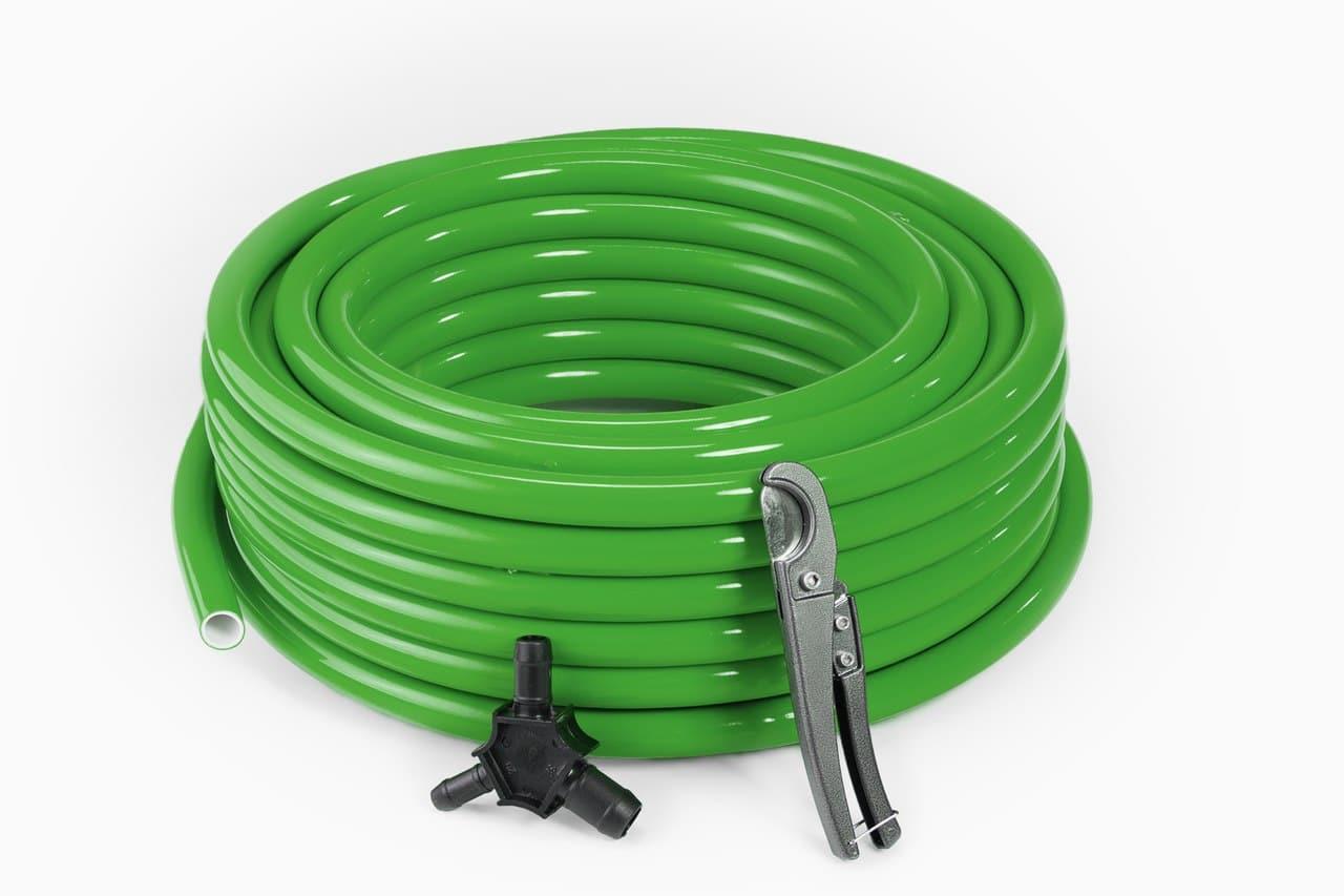 GREEN MAXLINE TUBING - 300 FT