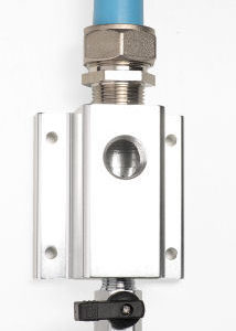 "MAXLINE 3/4"" TUBING SINGLE PORT OUTLET"