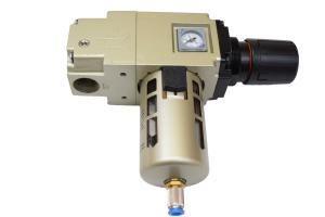 K96075 - VERTICAL PORT FILTER REGULATOR UNIT W/ GAUGE